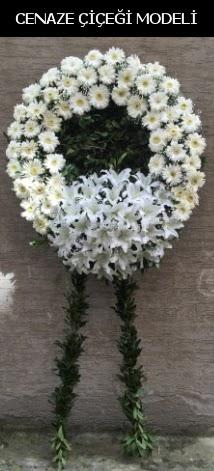 Cenaze çiçeği modeli çiçeği çelenk modeli  Ankara Gölbaşı çiçekçi uluslararası çiçek gönderme