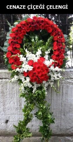 Cenaze çelenk çiçek modeli  Gölbaşı anneler günü çiçek yolla