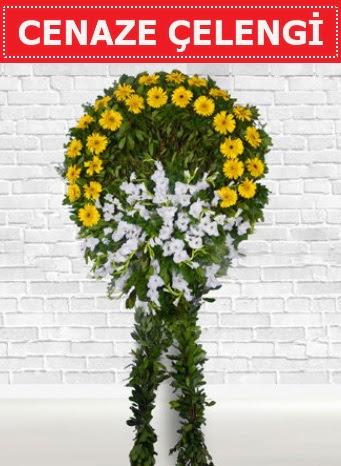 Cenaze Çelengi cenaze çiçeği  Gölbaşı çiçek gönder cicekciler , cicek siparisi