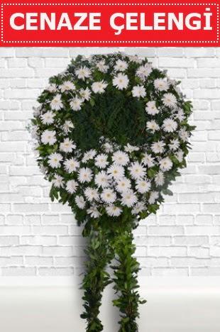 Cenaze Çelengi cenaze çiçeği  Ankara Gölbaşı çiçekçi uluslararası çiçek gönderme