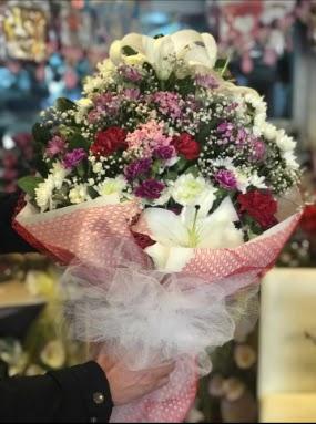 Mevsim kır çiçeği orta boy  Gölbaşı ankara çiçek servisi , çiçekçi adresleri