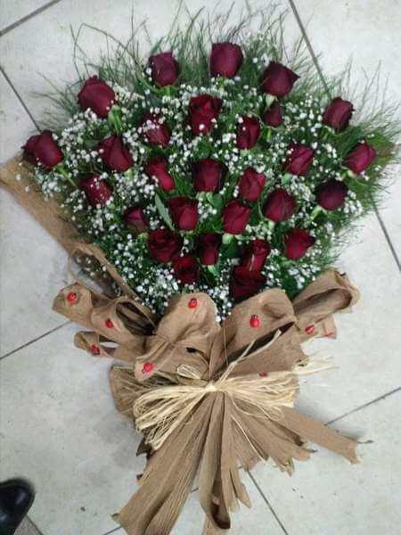 Gölbaşı anneler günü çiçek yolla  29 kırmızı gülden kız isteme söz çiçeği