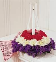 Ankara çiçekçiler Gölbaşı online çiçek gönderme sipariş  Krizantenlerden özel çiçek